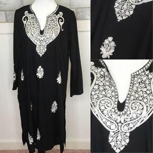 NWOT boho resort wear dress